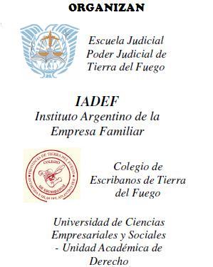 Primera Jornada de Estudio sobre la unificación y reforma de los Códigos Civil y Comercial