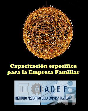 El IADEF y los servicios de capacitación de Empresa Familiar
