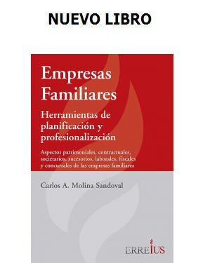 LIBRO: Empresas Familiares: Herramientas de planificación y profesionalización.