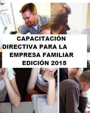 Curso Intensivo de Dirección de Empresa Familiar