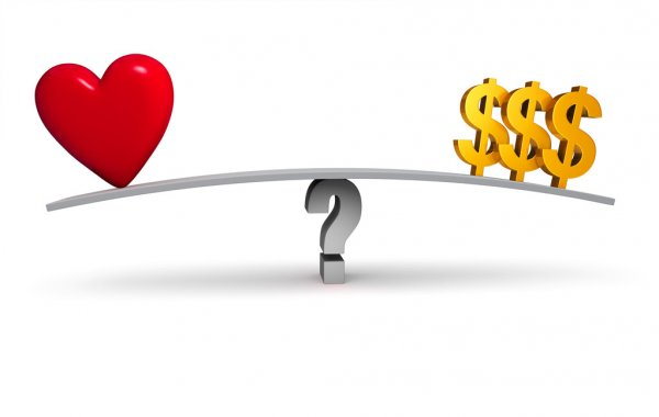 El dinero y el significado de la vida